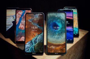 HMD lanza seis nuevos smartphones Nokia-min