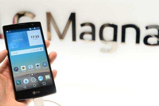 Smartphone LG desaparecen.
