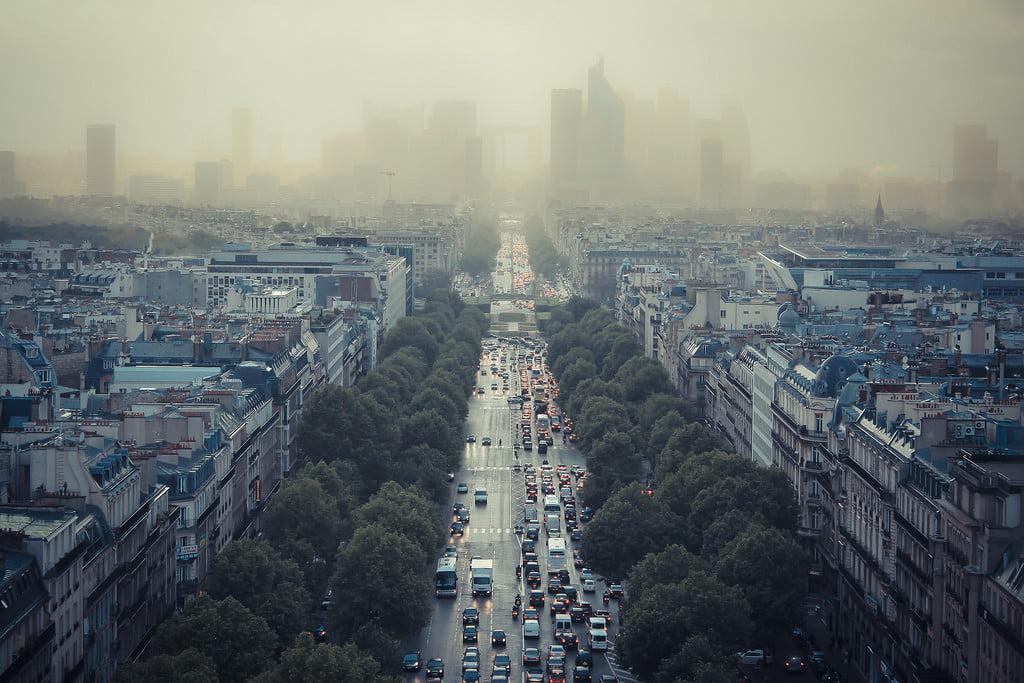 Redes móviles permitirán medir niveles de humo y calidad del aire