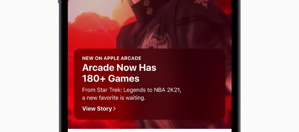 Apple Arcade nuevos juegos
