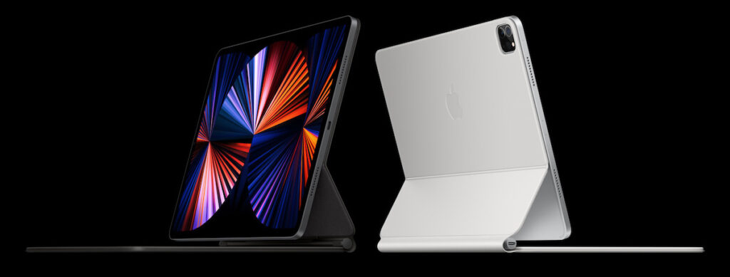 iPad Pro 2021 diseño