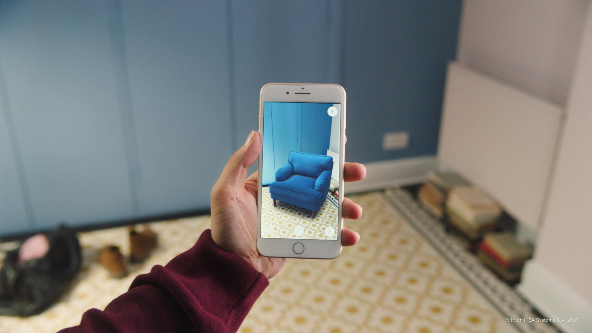 la nueva app de realidad aumentada