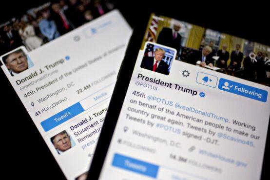 suspensión de la cuenta de Donald Trump-min
