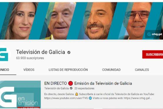 La televisora CRTVG