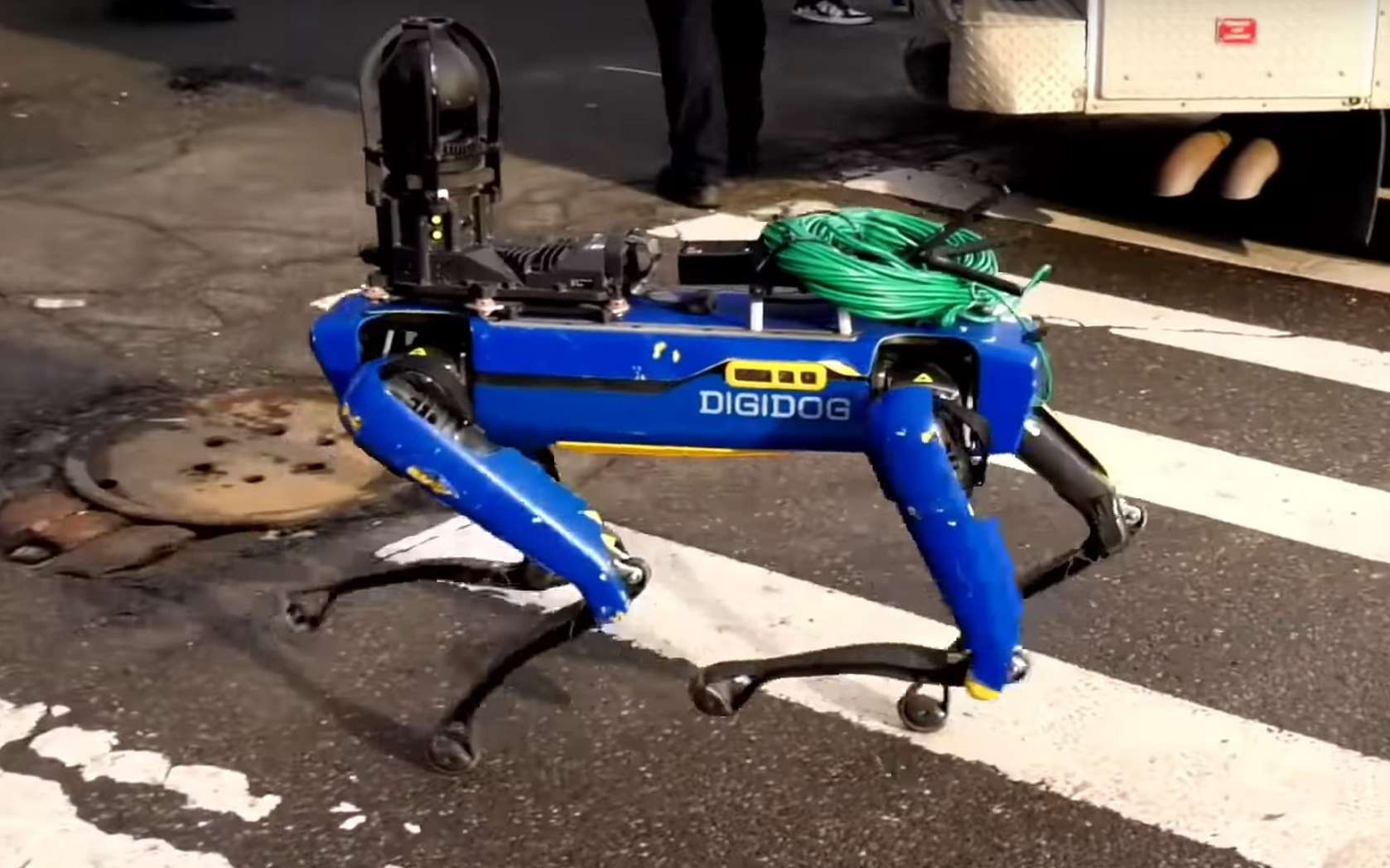 El Robodog de Boston Dynamics