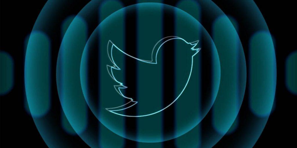 audio en Twitter