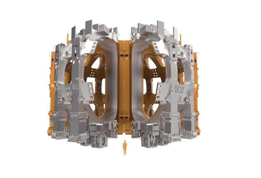 imán de proyecto ITER
