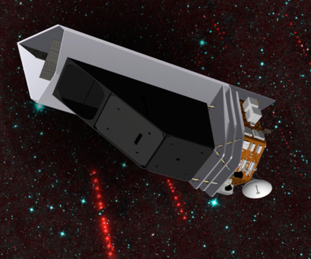 NEO Surveyor: el nuevo telescopio espacial de la NASA.