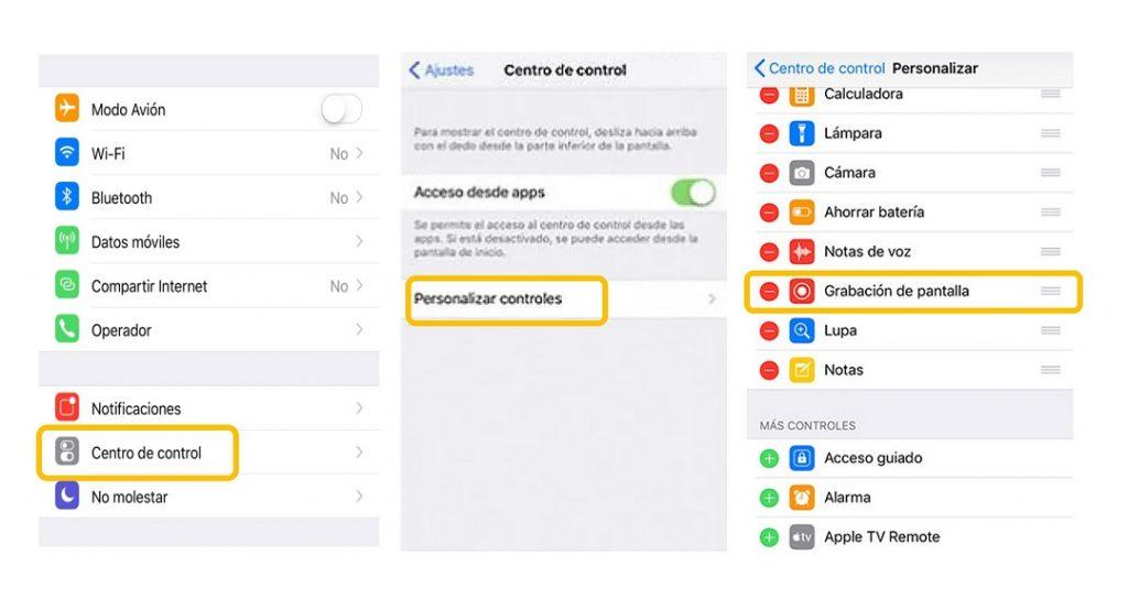Guardar los estados de WhatsApp de otra persona en iPhone.