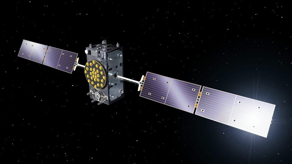 Usar red satelital Galileo en móvil.