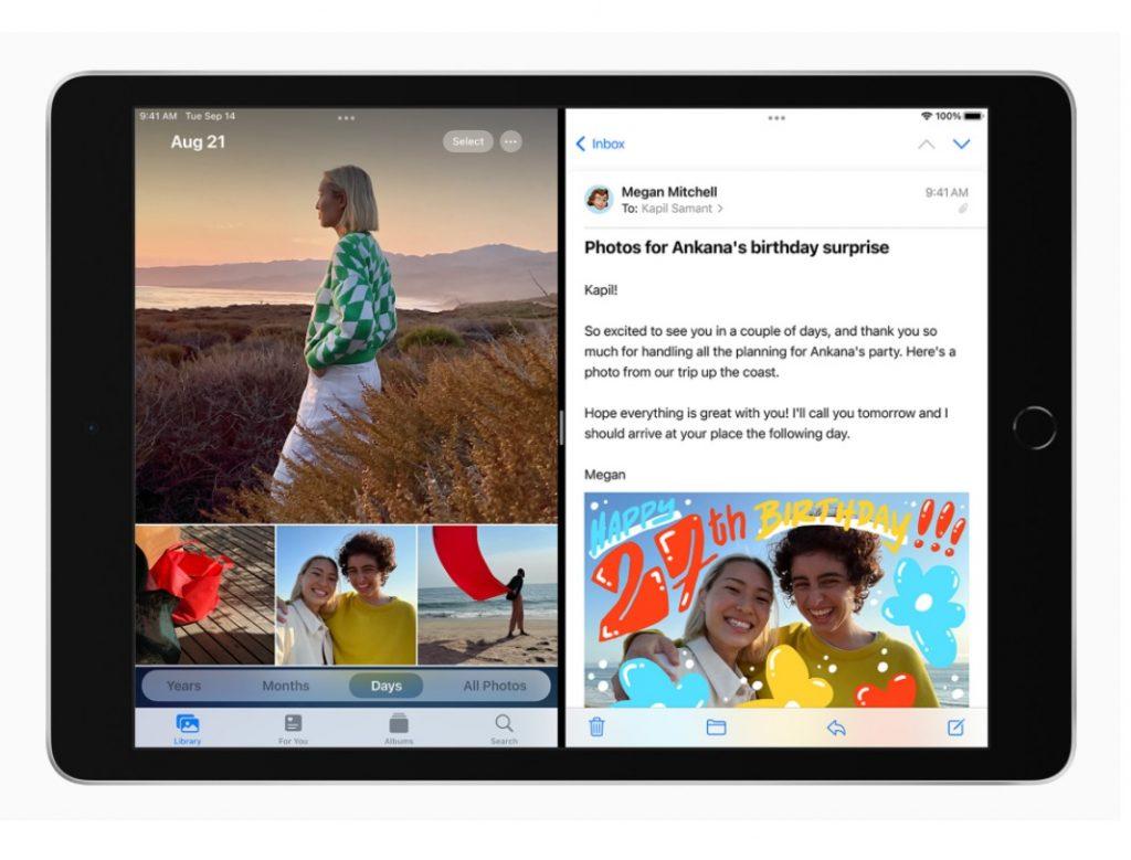 iPad 2021.
