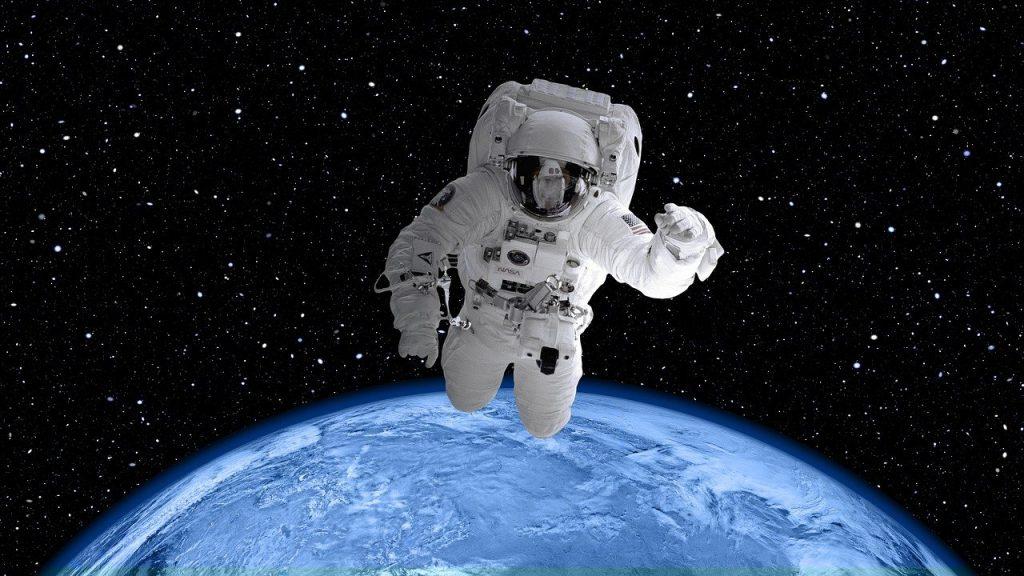 Estación Espacial película
