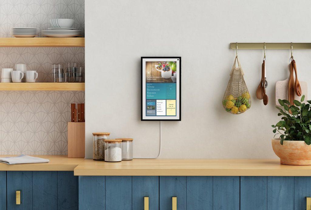 Nuevos dispositivos de Amazon: Echo Show 15.