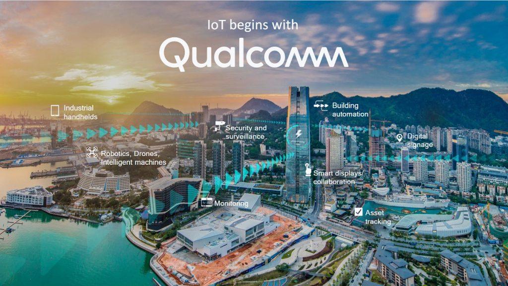 Qualcomm Smart Cities Acelerate