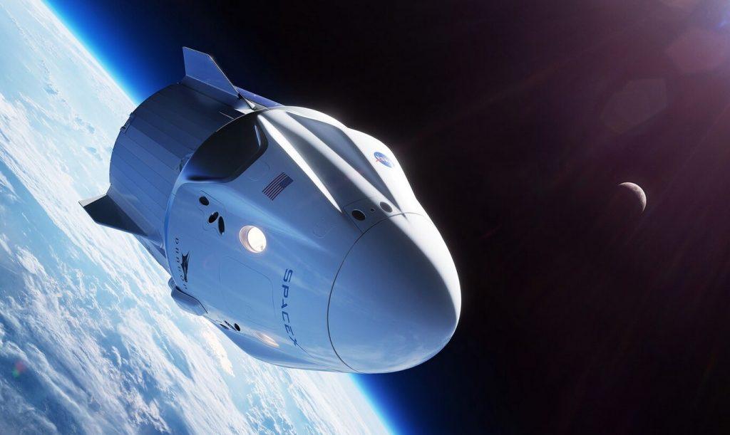 Dragon 2 SpaceX.